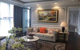 Cho thuê chung cư Thăng Long Number One (căn góc 130m2 view hồ điều hòa TTHNQG) 20 triệu/tháng