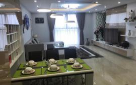 Cho thuê căn hộ cao cấp tại  D'.Le Pont D'or, Tân Hoàng Minh, 36 Hoàng Cầu 105m2, 2PN, giá 16 tr/th.