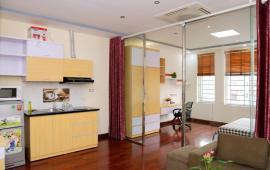 Cho thuê căn hộ chung cư cao cấp đủ đồ 1 ngủ phố Trung Kính, Hà Nội