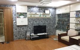 Cho thuê chung cư 17T8 Trung Hòa Nhân Chính, full đồ, 4 PN, 17 tr/tháng, 160m2