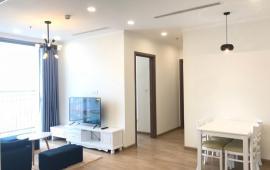 Cho thuê chung cư cao cấp Home City đầy đủ đồ, tòa V2, 70m2, giá thuê 13 tr/th