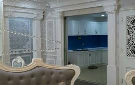 Căn góc toà R6 tầng 21 cho thuê, đầy đủ nội thất, 145m2, 3 ngủ, 25 triệu/tháng. LHCC: 0936.061.479 - 01633.292.081