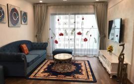 Cho thuê chung cư 219 Trung Kính, Yên Hòa, Cầu Giấy 2 phòng ngủ, 70m2 đồ cơ bản