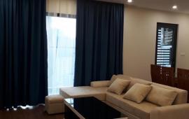 Cho thuê chung cư 173 Xuân Thủy, 2 phòng ngủ, đủ đồ. LH: 0915651569- 0911400844