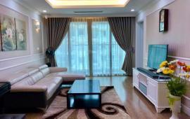 Cho thuê căn hộ chung cư Keang Nam Land Mark - Tòa A, 128m2, 3 phòng ngủ, đủ đồ, giá rẻ