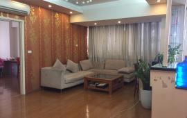 Cho thuê chung cư Hà Thành Plaza, 102 Thái Thịnh, 2 phòng ngủ, đầy đủ nội thất, 8,5 triệu/tháng