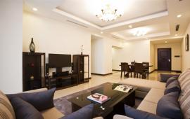 Cho thuê CHCC Trung Yên Plaza Udic - Số 1 Trung Hòa, Trần Duy Hưng, 100m2, 2 PN, sàn gỗ, 12tr/th