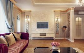 Cho thuê căn hộ Trung Yên Plaza 110m2, 2PN, nội thất cơ bản, giá 10tr/th. LH: 0915074066