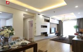 Cho thuê CH Home City tầng 18, 2 phòng ngủ thoáng, nhà thiết kế đẹp, đủ đồ 14 tr/tháng