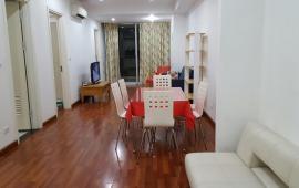 Cho thuê căn hộ chung cư Mipec - Tây Sơn, DT 109m2, 2PN, full nội thất sang trọng, 13tr/tháng