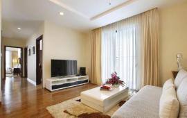 Cho thuê căn góc chung cư Home City 177 Trung Kính 105m2, 3PN đủ nội thất 17 tr/th