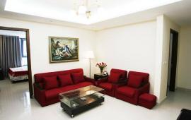 Cho thuê chung cư Home City Trung Kính, căn góc 70m2, 2PN đủ nội thất, 13tr/th. LH: 0915074066
