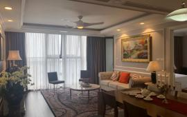 Cho thuê căn hộ cao cấp tại D'. Le Pont D'or 36 Hoàng Cầu, Tân Hoàng Minh, 130m2, 3PN, giá 19 tr/th