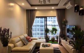 Cho thuê CH chung cư Home City Trung Kính căn góc 105m2, 3PN, đủ nội thất. 17 tr/th, LH: 0936496919