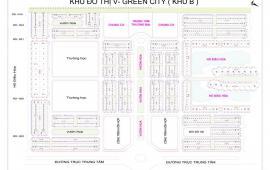 V Green City Phố Nối – Shophouse khu trung tâm vị trí đẹp, đầu tư, kinh doanh hiệu quả