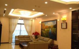 Cho thuê căn hộ chung cư Royal City tòa R3, tầng 12, 109m2, 2 ngủ, nội thất đẹp LH: 0915074066