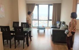 Cho thuê căn hộ chung cư tòa Kinh Đô 93 Lò Đúc, DT 98m2, 2PN, đủ đồ đẹp, giá 14,5tr/tháng