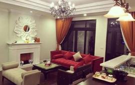 Cho thuê căn hộ cao cấp Hòa Bình Green, 376 đường Bưởi, DT 74m2, giá 13tr/th, LH: 0978559498