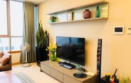 Cho thuê căn hộ chung cư CC 125 Hoàng Ngân - 80m2, 2 PN sáng full nội thất xịn đẹp, 14 tr/th