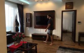 Cho thuê căn hộ M5 Nguyễn Chí Thanh, 3 pn, 150m2, full nội thất, giá 17 triệu/tháng