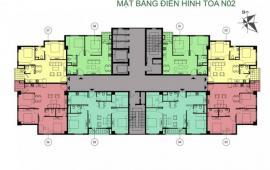 2 tỷ mua được căn hộ CC Bộ Quốc Phòng K35 Tân Mai, Hoàng Mai rộng 82m2 3 ngủ, 2 vệ sinh 0934634268
