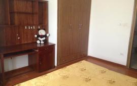 Cho thuê chung cư đường Vũ Phạm Hàm, 2 phòng ngủ đủ đồ. LH: 0915 651 569