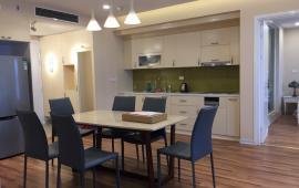 Cho thuê căn hộ cao cấp tại 27 Huỳnh Thúc Kháng, 120m2, 2PN, đủ đồ, giá 14 triệu/tháng