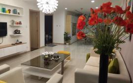 Cho thuê căn hộ 2 phòng ngủ nội thất đẹp chung cư Imperia Garden, nhà sửa thiết kế