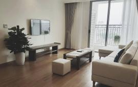 Cho thuê gấp căn hộ chung cư Eco Green City, DT 100m2, 3PN, đồ cơ bản, 9.5tr/th, LH 0974881589