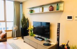 Cho thuê CHCC Mulberry Lane tầng 18, 124 m2, 2 phòng ngủ, đủ đồ, 11tr/th . Lh 0974881589