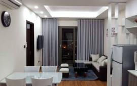 Cho thuê căn hộ chung cư Ecolife 58 Tố Hữu, 2 PN, đầy đủ nội thất đẹp vào ở ngay.