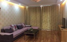 Căn hộ chung cư tại 173 Xuân Thủy cho thuê, 110m2, 3PN, full đồ 13 tr/tháng. LH 0962.809.372