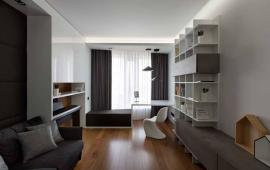 Cho thuê căn hộ Home City, 73m2, 2PN, full đồ đẹp, 15tr/tháng, view cực đẹp.