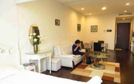 Cho thuê căn hộ cao cấp tại chung cư Star City 81 Lê Văn Lương, 50m2 đủ đồ, giá 10 tr/th