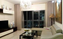 Cho thuê CHCC Mulberry Lane tầng 12, 137m2, 3 phòng ngủ, đủ đồ, 12tr/th