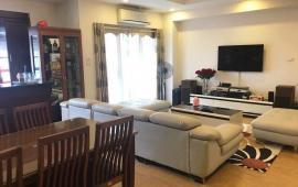 Chính chủ cho thuê căn hộ chung cư HH2 Bắc Hà, 130m, 3 phòng ngủ đủ đồ 12 tr/th vào ở ngay