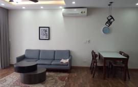 Cho thuê căn hộ cao cấp tại chung cư D2- Giảng Võ, Ba Đình 124m2, 3PN giá 18triệu/tháng.