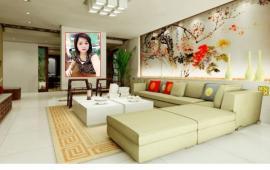 Cho thuê căn hộ PVV- Vinapham 60B Nguyễn Huy Tưởng, 2PN - 3PN, LH: 0976 037 566