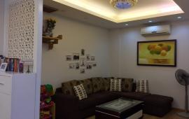 Cho thuê căn hộ tại KĐT Dịch Vọng N09, 115m2, 3PN, full đồ, giá 12 tr/th