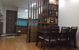 Cho thuê căn hộ Hà Đô Park View, diện tích 130m2, 3PN, đủ đồ, giá 18 tr/tháng. LH: 094 248 7075