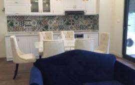 Cho thuê căn hộ chung cư cao cấp N05 Hoàng Đạo Thuý, 135m2, 3 PN đủ đồ đẹp. Giá 21 tr/th