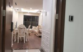 Cho thuê chung cư Richland căn góc tầng 20, 123m2, 3PN, đủ nội thất, 17 triệu/tháng