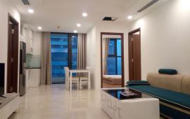 Cho thuê căn hộ Ruby 2, tầng 20, 79m2, 2PN, vừa hoàn thiện nội thất 12 tr/th hướng mát nhà đẹp