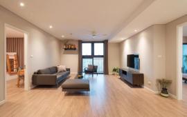 Cho thuê CHCC Goldmark City, căn góc tầng 22, 2 PN, nội thất đẹp, giá 10triệu/th,
