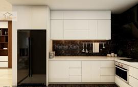 Cho thuê căn hộ D'. LE PONT D'OR - HOÀNG CẦU full nội thất 3PN, 108m2 giá 26 triệu LH: 0989862204
