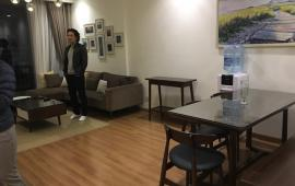 Cho thuê căn góc chung cư RichLand Southern - Xuân Thủy, 100m2, 2PN, đủ nội thất 13 tr/th