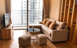 Cho thuê căn hộ 3 phòng ngủ tòa V1 Home City, đầy đủ đồ, giá thuê 17 tr/tháng. LH: 0936496919