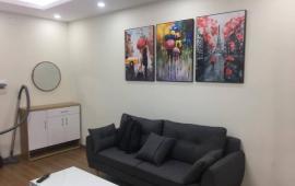 Cho thuê CHCC Home City, DT 113m2, căn góc, 3 PN sáng, full nội thất đẹp, giá 18 tr/th