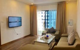 Cho thuê CHCC Golden Palace, 3PN, 120m2 hướng mát, tầng cao, full đồ đẹp, giá 21tr/th Lh 0936496919.