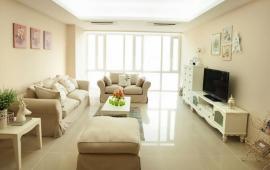 Cho thuê căn hộ chung cư Hà Nội Center Point, Căn góc, tầng 20, 3PN, đủ nội thất LH: 0915074066